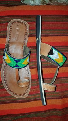 a3fbe9a169cb14 maasai sandals   beaded sandals   african sandals   tribal sandals   kenyan  sandals