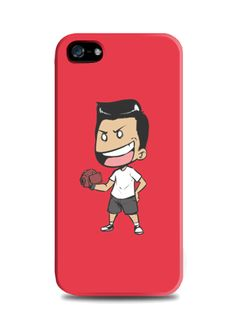 Youtuber malang case for iPhone 5. With red color and Bayu Skak holding a video recorder illustration, hard case that made from thermoplastic polymerflexible enough, it wont scratch your gadget., this red case also available for iPhone case 4, 4s, 5c, samsung galaxy note 2, 3 and samsung galaxy s3, s4. http://zocko.it/LDeel