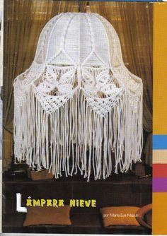 MACRAMÉ: Adornos, collares, cinturones, lámparas… « Variasmanualidades's Blog