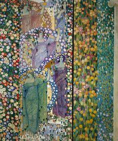"""Galileo Chini (Italian, 1873– 1956), """"La Primavera che perennemente si   rinnova"""" (""""Classical Spring""""),1914"""