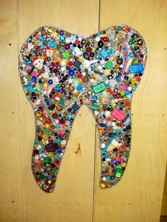 The Big Tooth on Etsy, $375.00