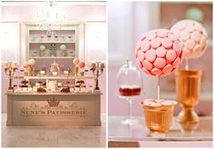 Most Beautiful Dessert Station For Your Wedding