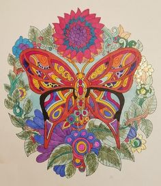 ColorIt Free Coloring Pages Colorist: Mary Hernandez‏‎ #adultcoloring #coloringforadults #adultcoloringpages #freebiefriday