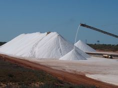 Onslow Salt Stockpile
