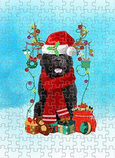 Newfoundland Dog in Snow Jigsaw Puzzle, Christmas, 1000 Pieces Jigsaw Puzzle PrintYmotion #Newfoundland #Dog Lovers gift #Christmas Gift #Christmas Puzzle Christmas Jigsaw Puzzles, Christmas Puzzle, Great Christmas Gifts, Christmas Dog, Rhodesian Ridgeback, Schnauzer, Shih Tzu, Dog Puzzles, Rough Collie