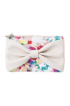 Bow Zip Coin Purse from Colette Hayman R59,50