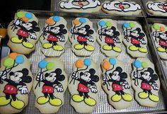 Mickey Mouse para Galo