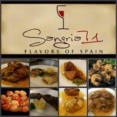 #sangria71 #weekend #tapas #sangria #paella #spainfood #hillsideave #willistonpark #longisland #restaurantlife