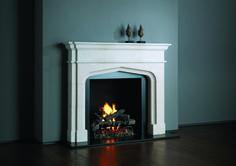 Fireplace by CHESNEY'S.