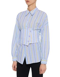 Corset Belt, Diy Clothing, Shirt Outfit, Colorful Shirts, Linen Shirts, Makeup Inspiration, Casual, Model, Mens Tops