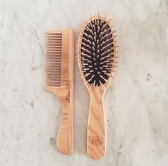 Homemade Hair Accessories, Girls Hair Accessories, Bathroom Accessories, Hair Brush, Zero Waste, Girl Hairstyles, Body Care, Your Hair, Eco Friendly