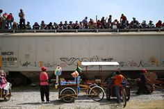 Extraordinary Images: All Aboard the Illegal Alien 'Death Train' For the USA - See more at: http://www.teaparty.org/extraoridnary-images-aboard-illegal-alien-death-train-usa-48216/#sthash.M5gRux59.dpuf