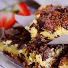 Daimkake i langpanne passer perfekt å ha med i alle slags selskap. Baking Recipes, Cake Recipes, Dessert Recipes, Desserts, Norwegian Food, Scandinavian Food, Snacks, Mini Cakes, Let Them Eat Cake