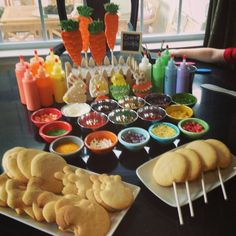 1000 Images About Cookie Decorating Station On Pinterest Decorating