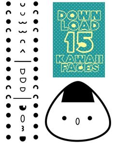 28 Kawaii Clip Art Vectors | Download Free Vector Art & Graphics ...