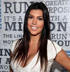 Kourtney Kardashian Reveals That She's Expecting a Boy  #InStyle