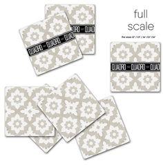 Campagne in Sand Floor Sticker Floor Decal, Floor Stickers, Sand Floor, Tile Floor, Taupe Bathroom, Stenciled Floor, Tile Decals, Pattern Matching, Floor Design