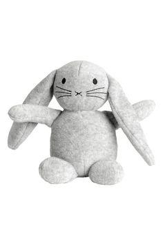 Velour soft toy Model