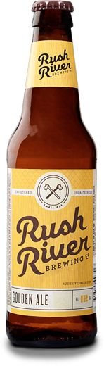 Rush River Brewing Co. - awesome logo