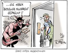 Die Karikatur des Tages / Karikaturen / Start - HAZ – Hannoversche Allgemeine