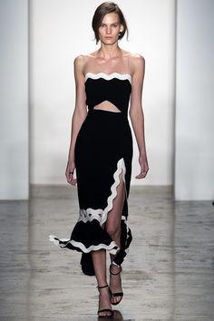 Jonathan Simkhai Spring 2016 Ready-to-Wear Fashion Show - Lena Hardt