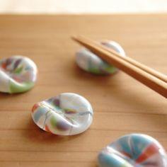 ガラス箸置き Glass chopstick rests                                                                                                                                                                                 もっと見る