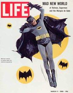 Batman-Adam-West-cover-time-life-magazine This Day in History: Nov 23, 1936: First issue of Life is published http://dingeengoete.blogspot.com/