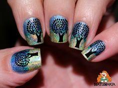 Apipila - P.4 Nail Stamping, Nails, Finger Nails, Ongles, Nail, Nail Manicure