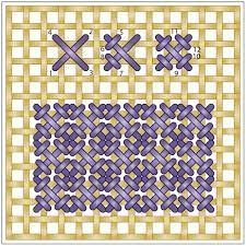 Resultado de imagem para bargello needlepoint stitches