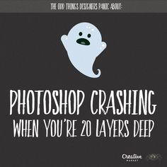Creative Market knows what the designers fear. Here are the 10 biggest designer fears with spooky Halloween illustrations. Graphic Design Humor, Funny Design, Graphic Design Inspiration, Typed Quotes, Art Quotes, Image Blog, Love Truths, Comic Sans, Web Design