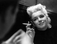 Quiet Moments of Marilyn's visit to NYC in 1955