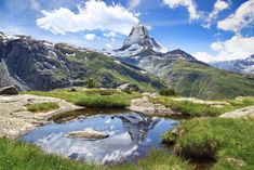Matterhorn, Switzerland: Grisly tales from one of the world's most famous mountains Switzerland Tourism, Italian Side, Car Station, Zermatt, Swiss Alps, Pixel, Hollywood Walk Of Fame, Main Street, Photos