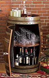Die Bar im Weinfass