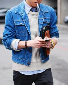 Whether you prefer a clean and classic look or an adventurous street style, layering is an essential part of looking good during the Fall...