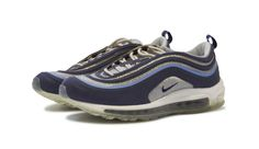 competitive price fbcbc 2b146 Nike Air Max 97  Navy Light Blue Silver
