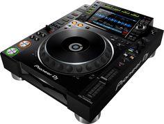 PIONEER CDJ 2000 NXS2 Multi-reproductor DJ profesional