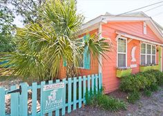 Looking for a place to stay on Tybee Island? Try one of these Mermaid Cottages for your vacation needs.