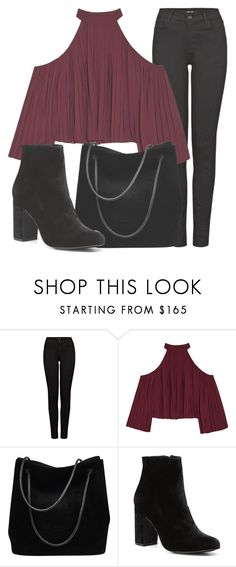 """""""Outfit #1660"""" by lauraandrade98 on Polyvore featuring J Brand, W118 by Walter Baker, Gucci and Witchery"""