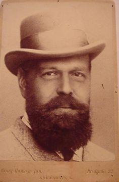 thefirstwaltz:  Tsar Alexander III of Russia.