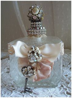 Beautiful chic bottle ♥