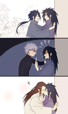 Naruto reacciona a... - ~Madara~