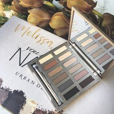 The awesome nude UD pallet. No one can compare UD Rocks! ,!!
