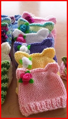 Best And Easy Diy Knitting Ideas Knittingideas Best And Easy & beste und einfache diy strickideen strickideen beste und einfachste & best and easy diy knitting ideas idées de tricotage best and easy Baby Hats Knitting, Knitting For Kids, Knitting For Beginners, Loom Knitting, Free Knitting, Knitting Projects, Knitted Hats, Crochet Hats, Knitted Booties