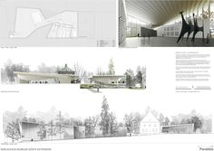 Gösta Contemporary Art Museum Extension Competition Winner / MX_SI
