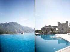 Hotel Caruso: Ravello, Italy (on the Amalfi Coast).