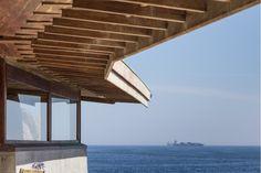 Renovação da Casa de Chá da Boa Nova- Restaurante Boa Nova Leça da Pameira, Matosinhos