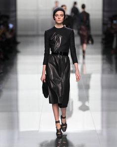 Look N° 4 / Autumn-Winter 2012 / Collection / READY-TO-WEAR / Woman / Fashion & Accessories / Dior official website