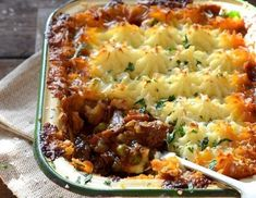 Bibby's Shepherd's Pie recipe | All4Women Food Pie Recipes, Real Food Recipes, Cooking Recipes, Healthy Family Meals, Healthy Snacks, Brown Sauce, Chicken Piccata, Beef Dishes, A Food