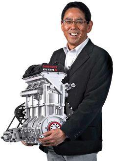 Nissan разработал уникальный мотор, который в составе гибридной установки получил прототип ZEOD RC, участник гонок на выносливость.