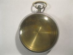 Antique Pocket Watch Case Ideal for Steampunk by HandzofTime, £6.50